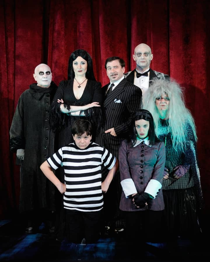 Addams Family Jokes, Songs Hit Their Marks at OST ...