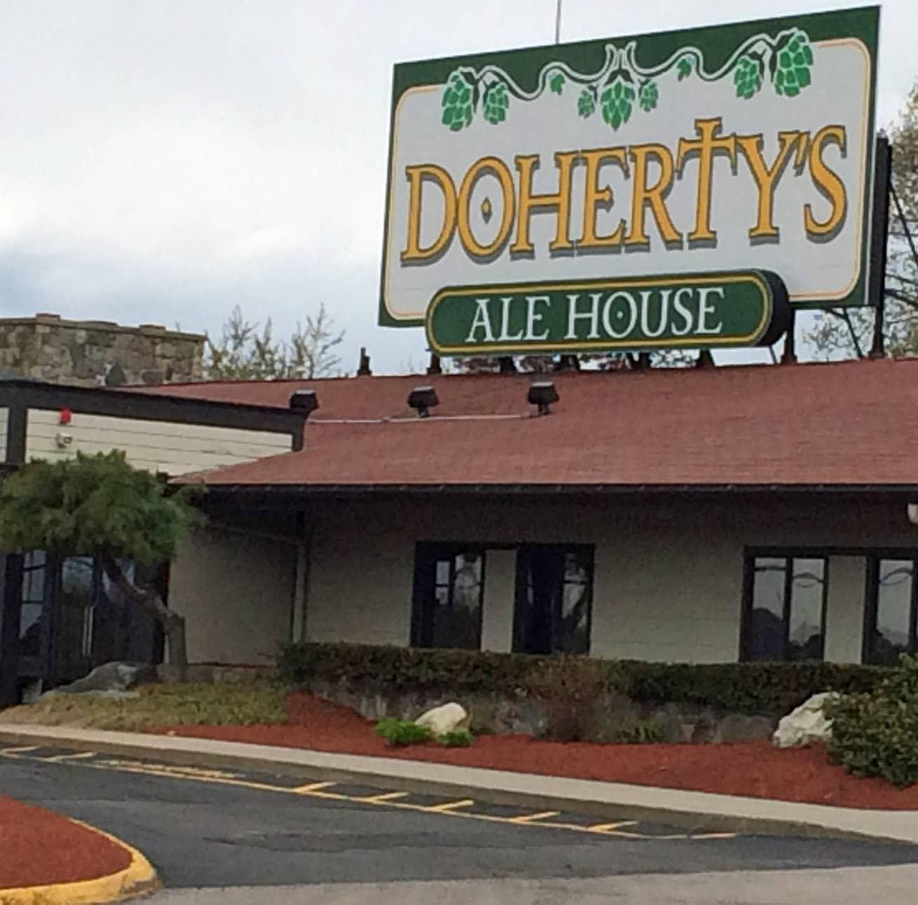 [CREDIT: Rob Borkowski] Doherty's Ale House at 33 Jefferson Blvd.