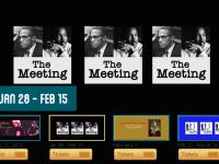 The Meeting premiers Jan. 28 at Ocean State Theatre.