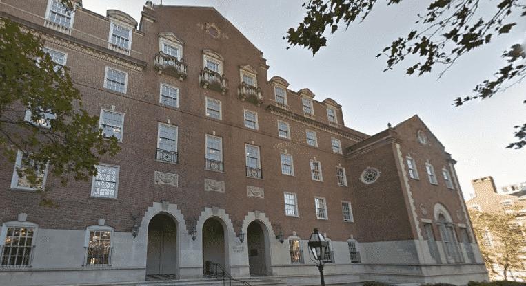 [CREDIT: Image Capture Oct. 2016 (C) Google] RI Superior Court at 255 Benefit St., Providence.