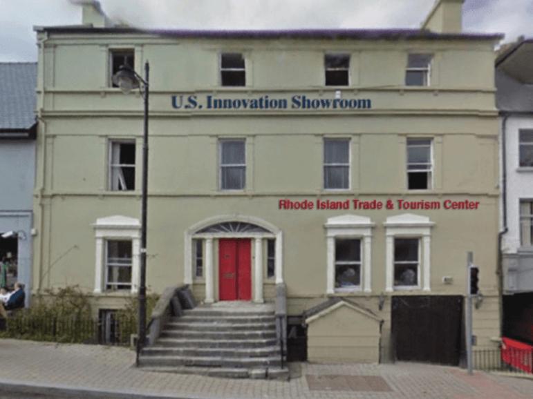 Rhode Island Trade & Tourism Center, Castelbar, County Mayo Ireland